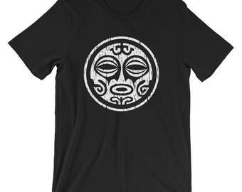 Islander T-Shirt - White Print