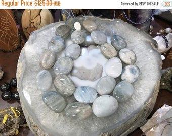 50% Mega Sale Aquamarine Nugget Gemstones Beads