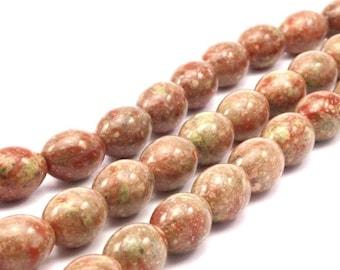 Gemstone Beads 15.5 Inches Full Strand G249