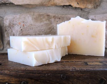 Coconut Soap, Handmade Coconut Soap, Homemade Coconut Soap, Hostess Gift, Vegan Soap, Gluten Free