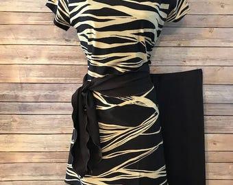 Womens or Teen Medium Modest Swim Dress set