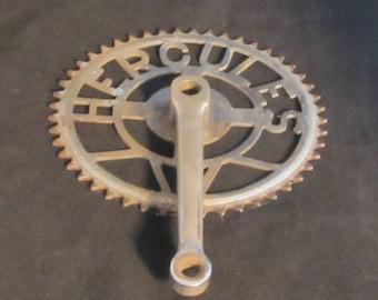 Hercules Bicycle Crank