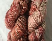 Scrabble Hand Dyed Sock Yarn