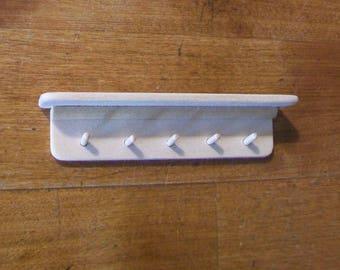 Peg Rack - unfinished - 1:12 scale