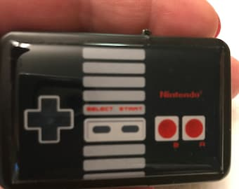 Vintage Original  Nintendo controller Inspired  Windproof Refillable Lighter