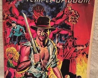 Indiana Jones comic book