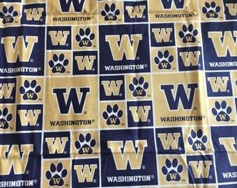 UW fabric remnant