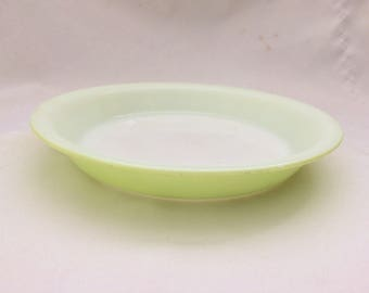 Lime Green Pyrex 9 Inch Pie Plate
