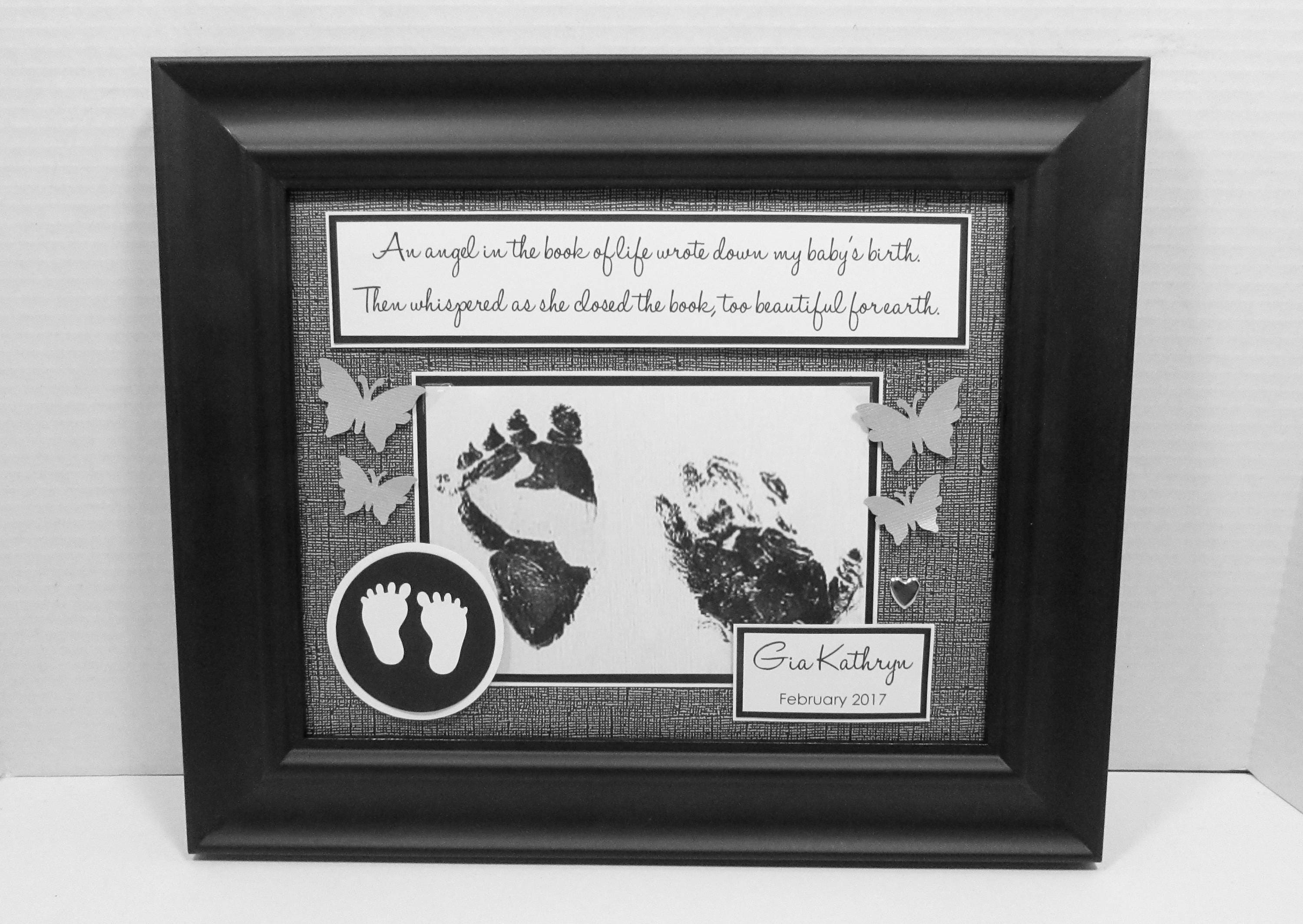 Miscarriage Baby Memorial Remembrance Frame Sonogram Ultrasound My ...