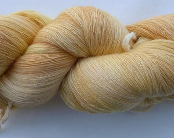 PHX--Old Gold 52/2 merino/cashmere/silk