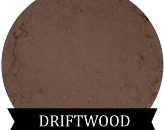 DRIFTWOOD Matte Brown Eyeshadow