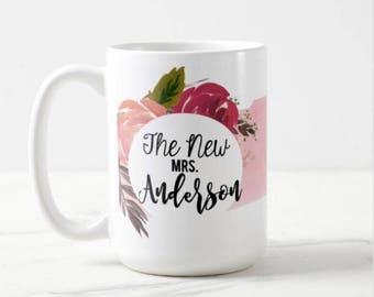 The New Mrs. Mug *Sweat Pea