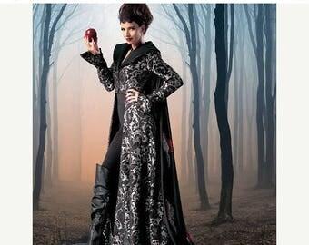 Snow Queen Princess Sewing Pattern Costume Misses Sizes S-M-L-Xl--Uncut Pattern--Gorgeous