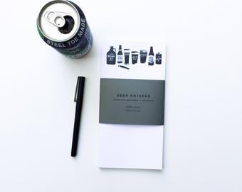 Beer Notepad