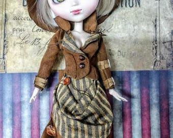 pullip doll bjd lace Victorian steampunk