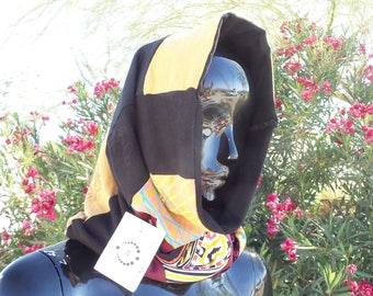 Long Face Mask Scarf - One-of-a-kind OneOFaDiMON Collaboration