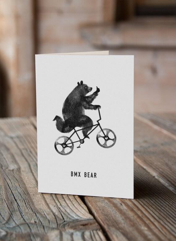 BMX Bear