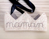 bebe maman crowns for Amanda