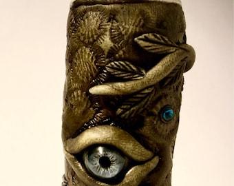 Evil Eye Lighter Cover Cigarette Lighter Case