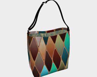 Diamondback Day Tote Bag