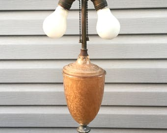 1920s Art Deco Lamp