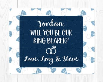 Will You be My Ring Bearer Puzzle Will You Be My Ringbearer Puzzle Will You Be Our Ring Bearer Puzzle Will You Be Our Ringbearer Puzzle