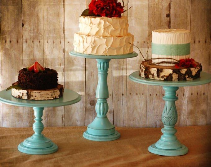 Custom Cake Stand
