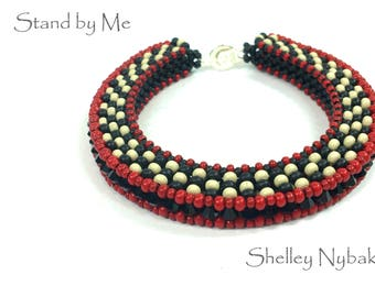 Stand by Me Bracelet DIY Kit  -  Checkerboard