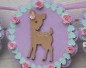 custom deer banner