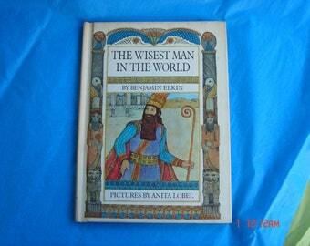 The Wisest Man in the World by Benjamin Elkin