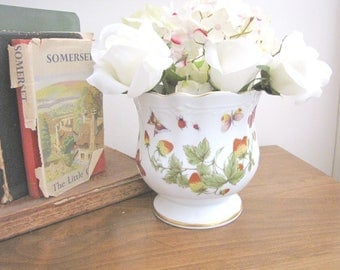 Vintage Cache Pot Planter Vase from AllieEtCie