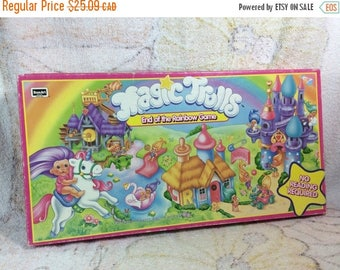 15% OFF 1992 Magic Trolls End of the Rainbow Game
