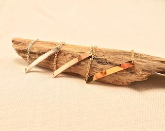 Bar Bracelet or Anklet