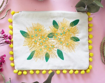 Golden Penda Clutch - Plants I met and liked Mini Collection - Only 5 made!