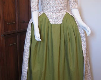 Cotton Colonial Dress size 12