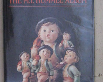 the m i hummel album 1992 first edition hardcover dust jacket excellent condition