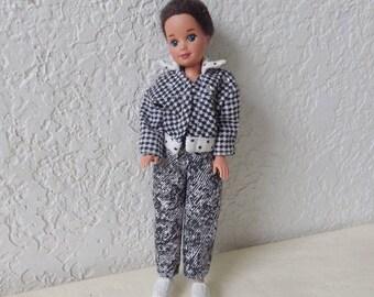 Mattel Boy Doll, 1990