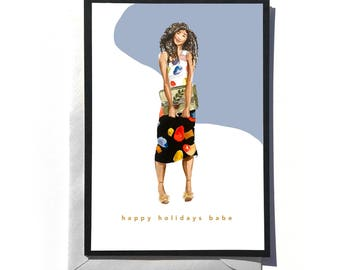 Happy Holidays Babe