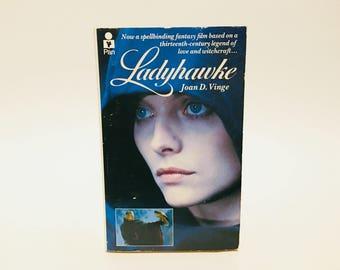 Vintage Fantasy Book Ladyhawke 1985 UK Edition Film Novelization Paperback