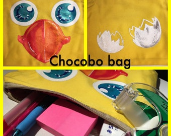 Final Fantasy Chocobo bag