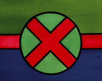 Martian Manhunter Logo