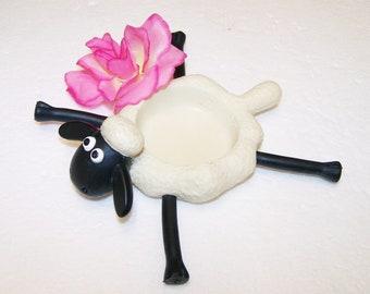 Wallace & Gromit - Shaun the Sheep - Soap Dish Holder - Novelty Shaun the Sheep Character Soap Dish