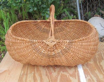 large buttocks basket egg basket french country baskets