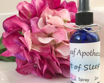 The Art of Sleep Good Night's Rest Room and Body Spray