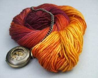 Total Indulgence Double Knit Yarn. Rock the Kasbah