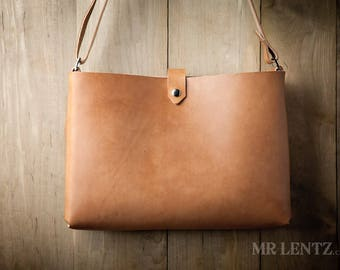 Leather Tote Bag, Leather Bag, Handbag, Shoulder Bag, Leather Purse 120