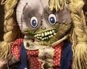 Rosie - Creepy Ragdoll, G...