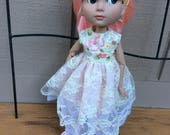 """Lacy dream, 14"""" doll clothes, Tonner, Patience, 3 pc,   Ooak"""