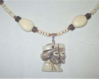 Men's Twin Brothers necklace - One of a Kind