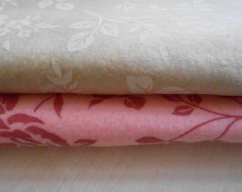 Felt Roses Printed 5 Sheets